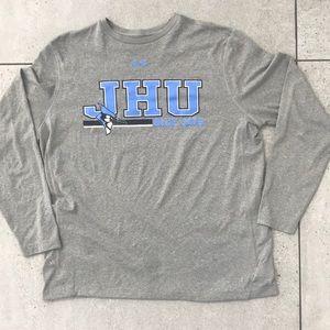 Under Armour JHU shirt